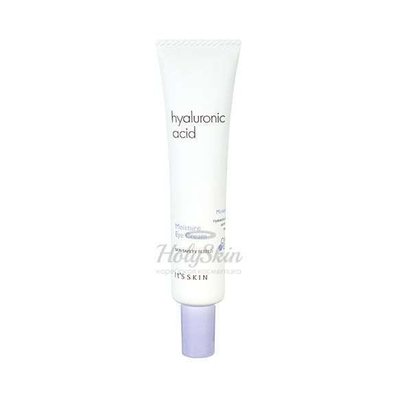 Hyaluronic Acid Moisture Eye Cream It's Skin отзывы