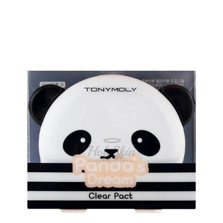 Купить Компактная матирующая пудра Tony Moly, Pandas Dream Clear Pact, Южная Корея
