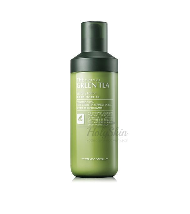 The Chok Chok Green Tea Watery Lotion Tony Moly