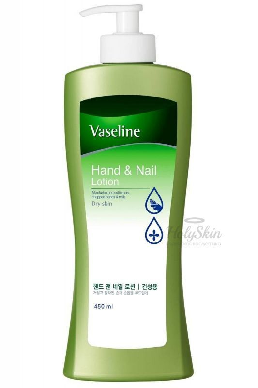 Vaseline Hand and Nail Lotion Kerasys отзывы