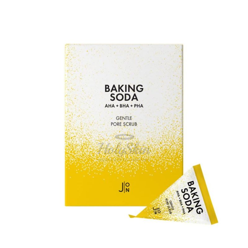 Купить Скраб для очищения пор с содой J:ON, Baking Soda Gentle Pore Scrub, Южная Корея