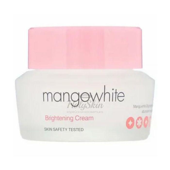 Купить Крем для лица с экстрактом кожуры мангустина It's Skin, Mangowhite Brightening Cream, Южная Корея