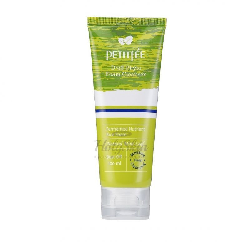 D-off Phyto Foam Cleanser Petitfee купить