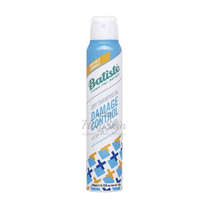 Купить Сухой шампунь для слабых и поврежденных волос Batiste, Batiste Dry Shampoo Damage Control, Великобритания