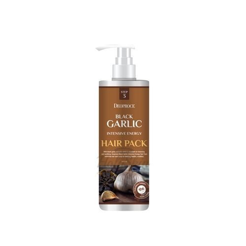 Black Garlic Intensive Energy Hair Pack отзывы