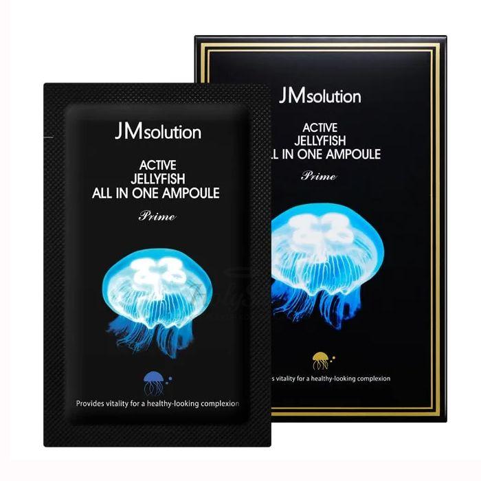 Сыворотка 3 в 1 с экстрактом медузы JMsolution