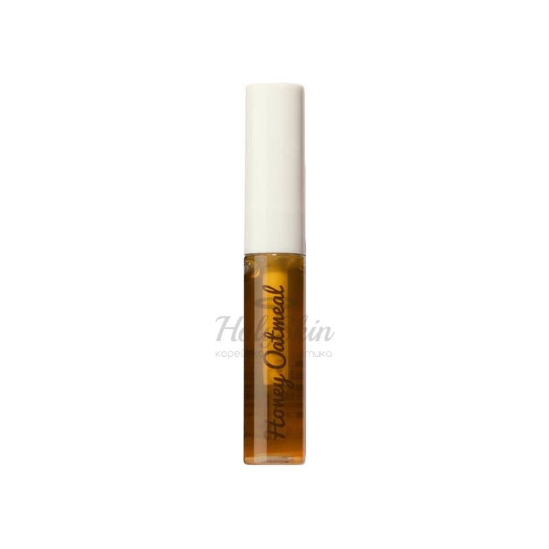 Купить Легкая увлажняющая эссенция для губ с медом и овсяной мукой The Saem, Honey Oatmeal Lip Essence, Южная Корея
