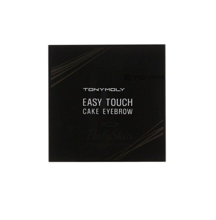 Купить Палетка теней для бровей Tony Moly, Easy Touch Cake Eyebrow, Южная Корея