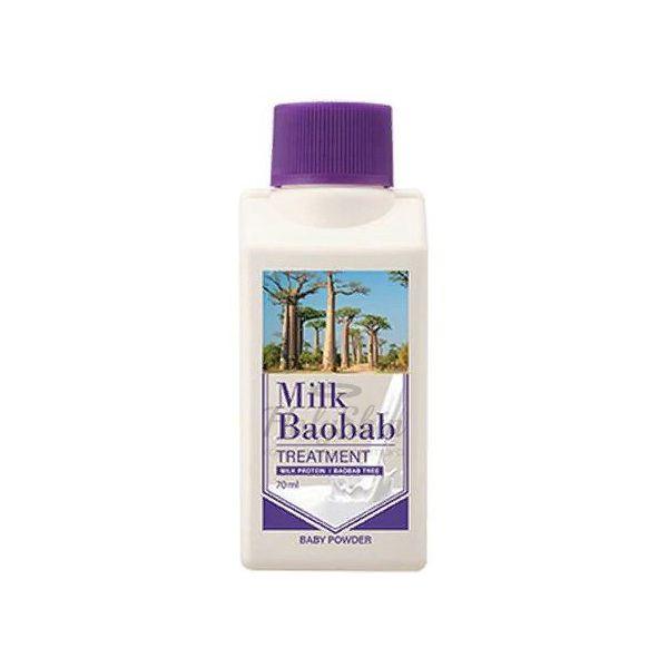 Купить Бальзам для волос с ароматом детской присыпки Milk Baobab, Treatment Baby Powder Travel Edition, Южная Корея