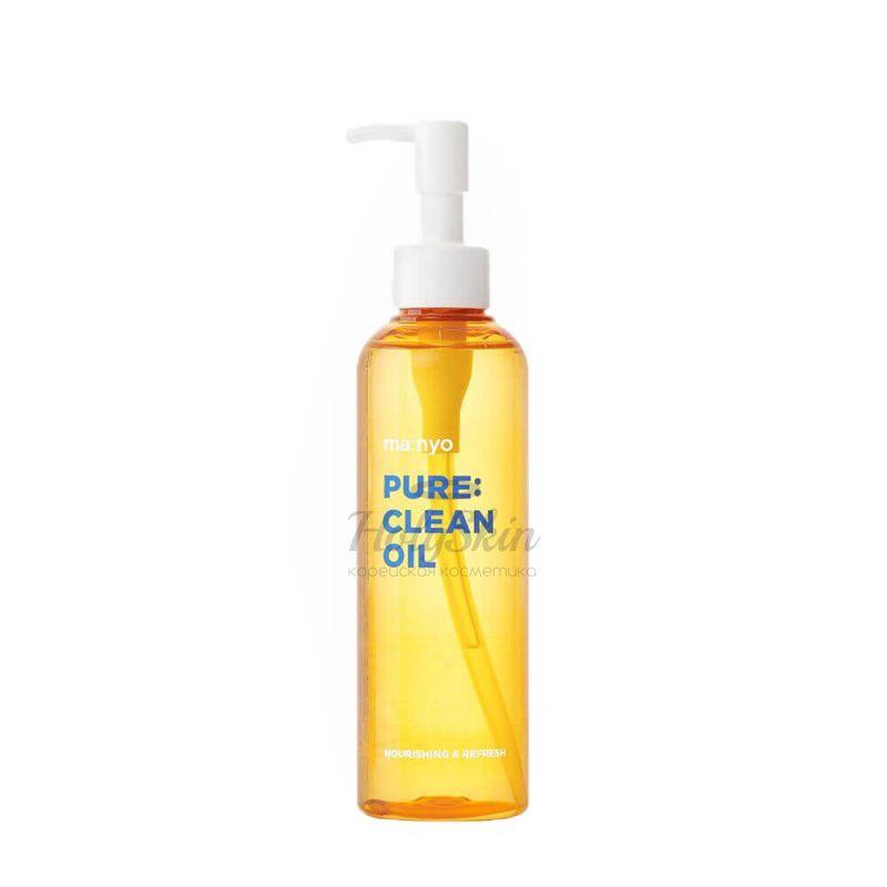 Купить Гидрофильное масло для глубокого очищения кожи Manyo Factory, Manyo Factory Pure Cleansing Oil, Южная Корея