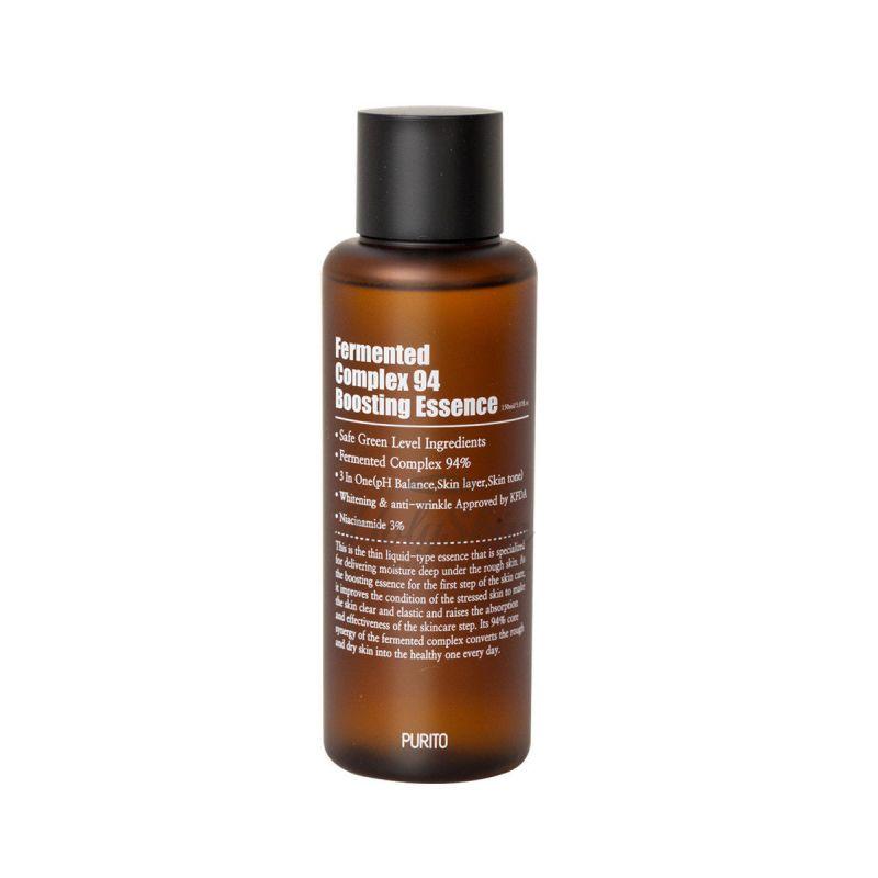 Купить Ферментированная эссенция с лактобактериями для комплексного ухода за кожей PURITO, Fermented Complex 94 Boosting Essence, Южная Корея