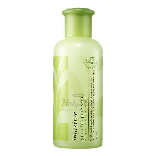 Green Tea pure Skin description