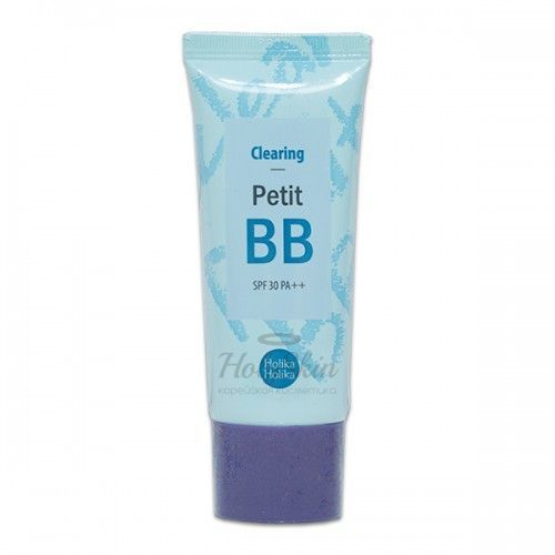 Petit BB Cream SPF30 PA++Clearing Holika Holika отзывы