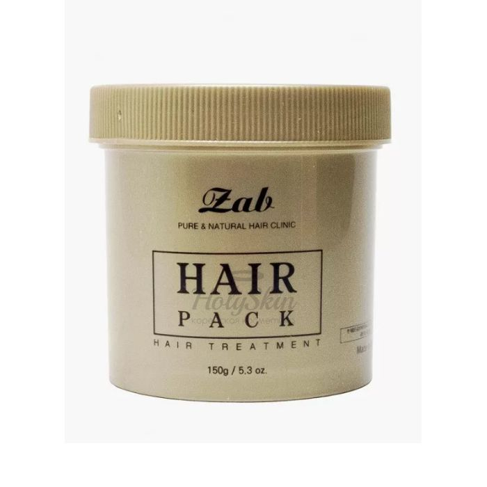 Купить Увлажняющая маска для поврежденных волос Zab, Hair Pack Treatment, Южная Корея