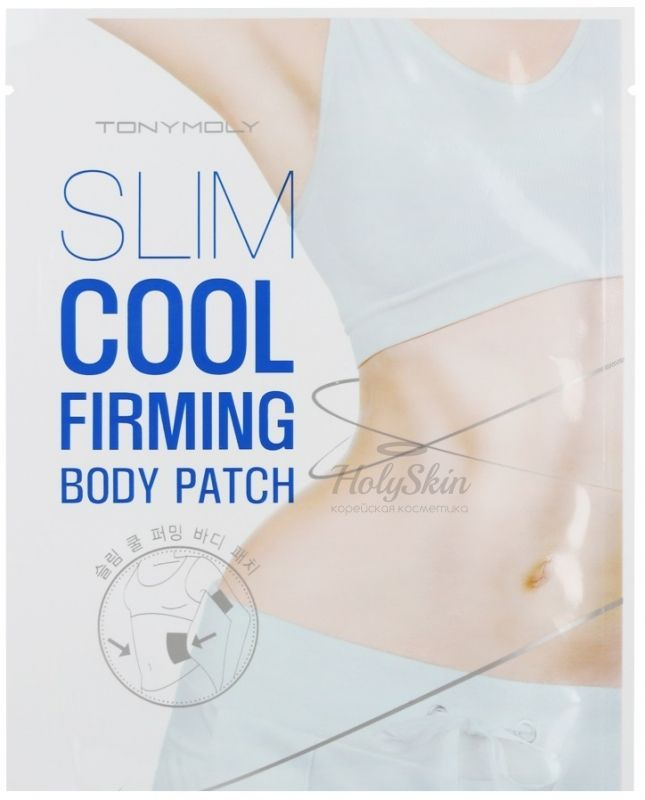 Slim Cool Firming Body Patch купить