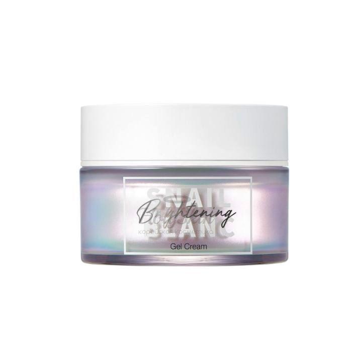 Купить Гель-крем для лица с муцином улитки для сияния кожи It's Skin, Snail Blanc Brightening Gel Cream, Южная Корея