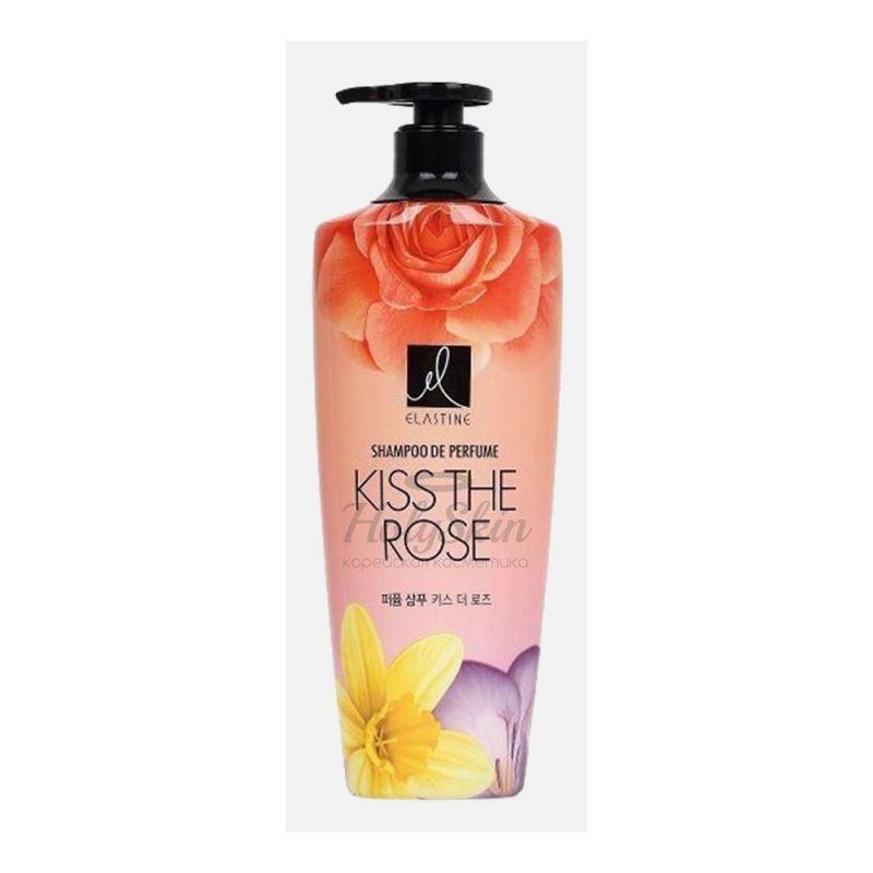 Парфюмированный шампунь для всех типов волос Elastine