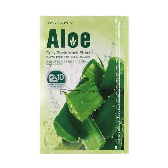 Daily Fresh Mask Sheet Aloe Tony Moly