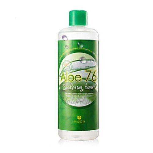 Aloe 76 Soothing Toner description