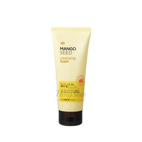 Купить Пенка с манго The Face Shop, Mango Seed Cleansing Foam, Южная Корея