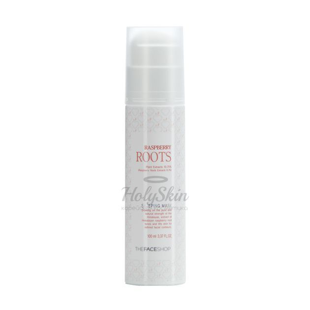 Rasberry Roots Sleeping Mask купить