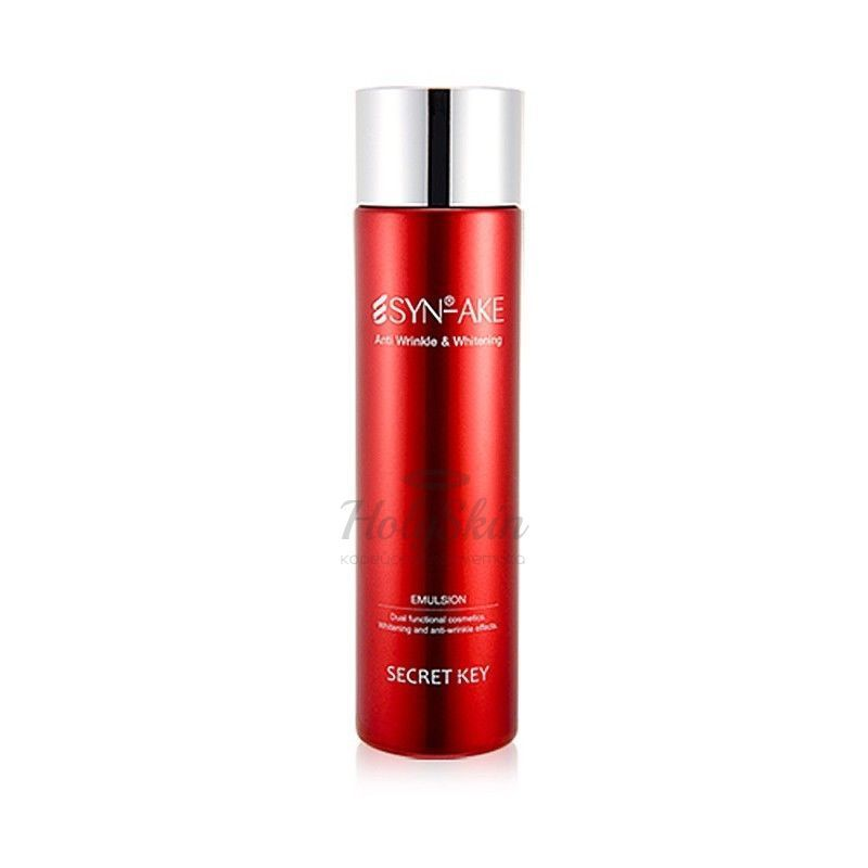 Syn-Ake Anti Wrinkle and Whitening Emulsion description