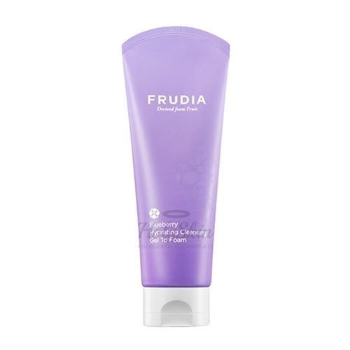 Купить Увлажняющая пенка для умывания Frudia, Blueberry Hydrating Cleansing Gel To Foam, Южная Корея