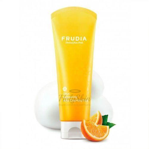 Осветляющая пенка для умывания Frudia Citrus Brightening Micro Cleansing Foam фото