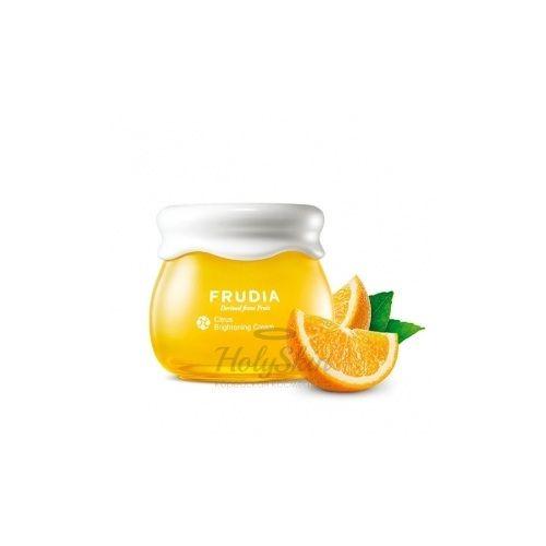 Купить Крем для лица с экстрактом цитруса Frudia, Citrus Brightening Cream, Южная Корея