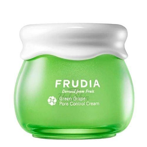 Купить Крем для лица с зеленым виноградом Frudia, Green Grape Pore Control Cream, Южная Корея