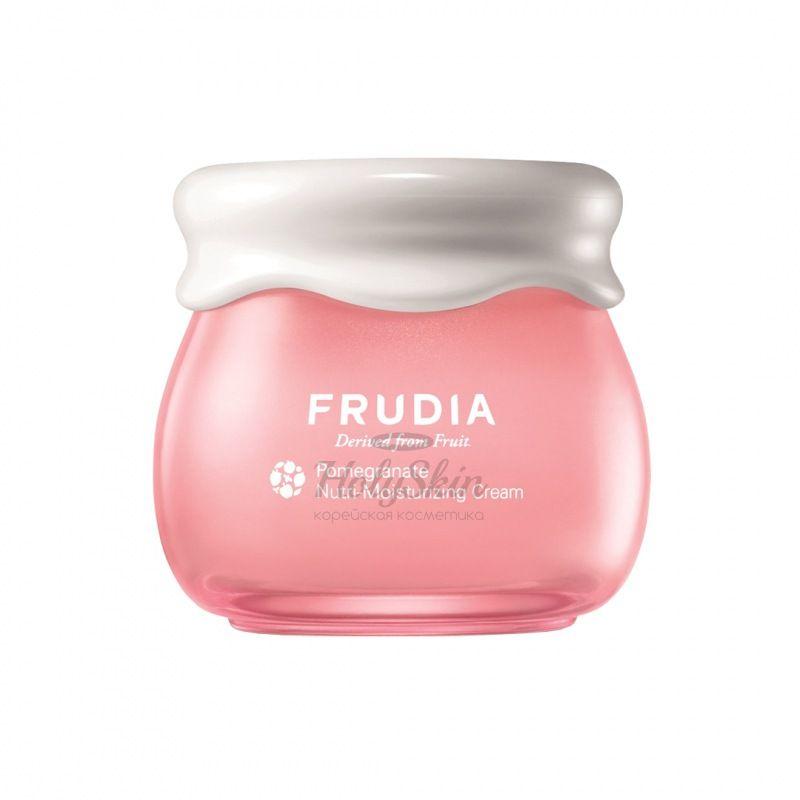 Купить Крем для лица с экстрактом граната Frudia, Pomegranate Nutri Moisturizing Cream, Южная Корея