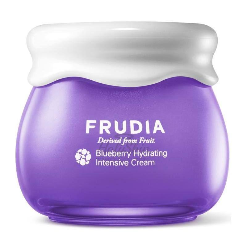 Интенсивный увлажняющий крем Frudia Blueberry Intensive Hydrating Cream фото