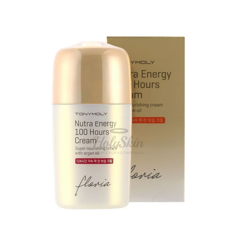 Floria Nutra-Energy 100 Hours Cream Tony Moly отзывы
