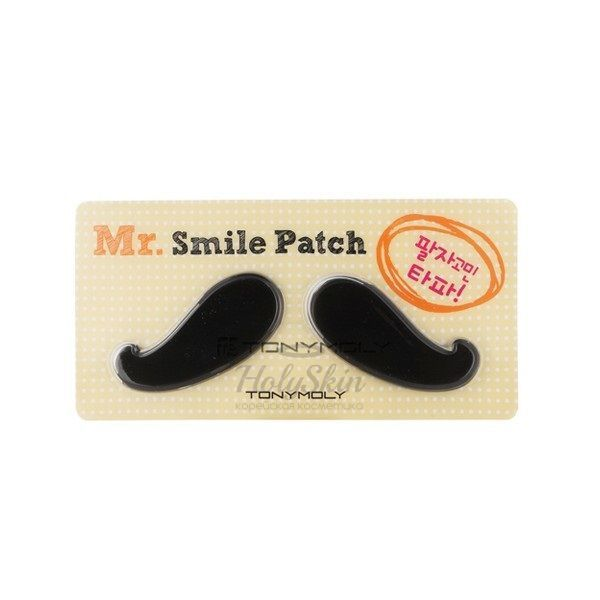 Mr. Smile Patch Tony Moly отзывы