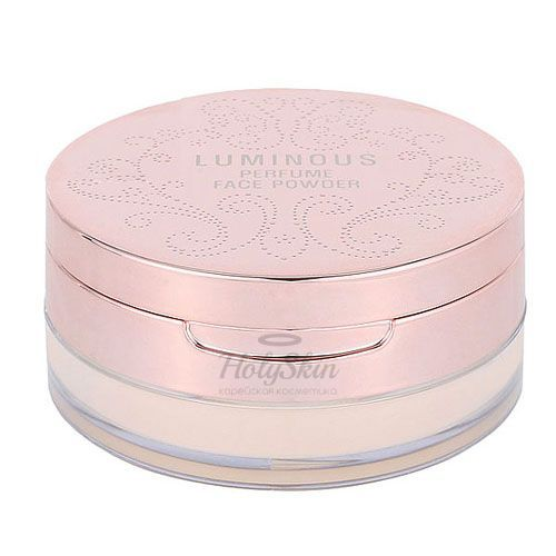 Luminous Perfume Face Powder description