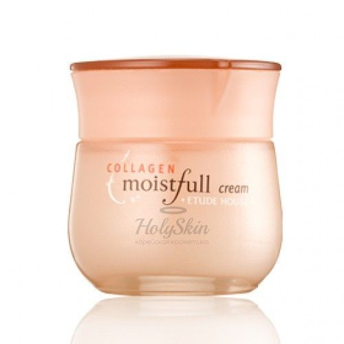 Collagen Moistfull Cream Etude House купить