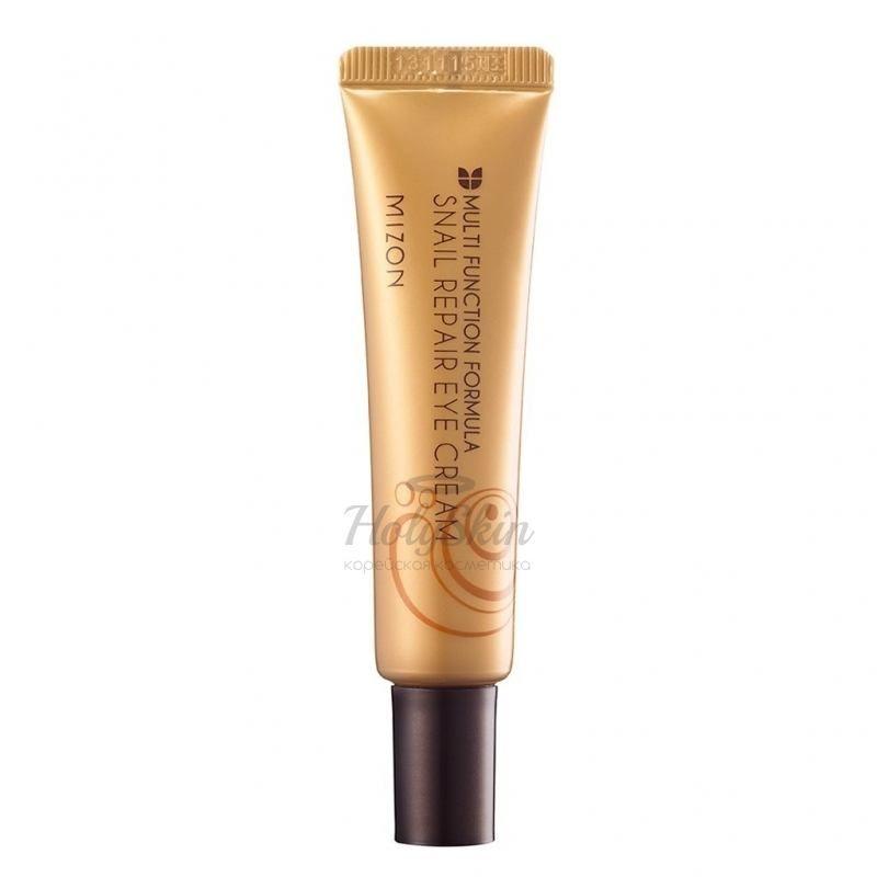 Купить Улиточный крем для кожи вокруг глаз Mizon, Snail Repair Eye Cream 15ml, Южная Корея