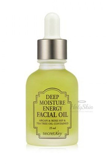 Deep Moisture Energy Facial Oil отзывы