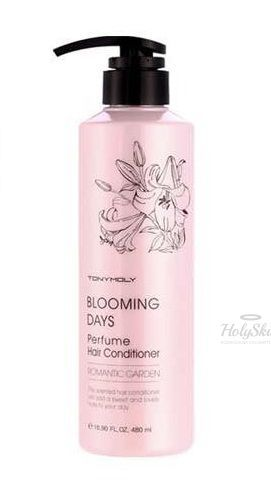 Blooming Days Perfume Hair Conditioner Romantic Garden Tony Moly купить
