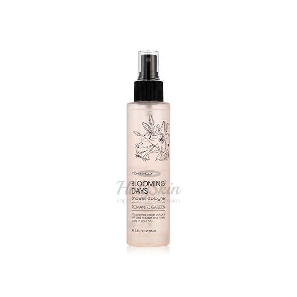 Blooming Days Shower Cologne Tony Moly