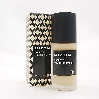 Correct Liquid Foundation description