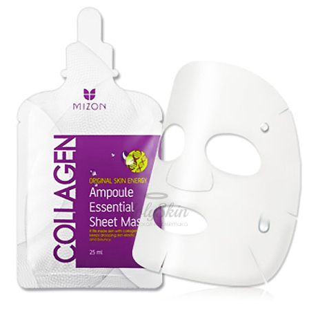 Ampoule Essential Sheet Mask Collagen Mizon