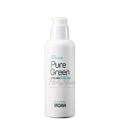 Увлажняющая эмульсия для лица Yadah — Pure Green Emulsion