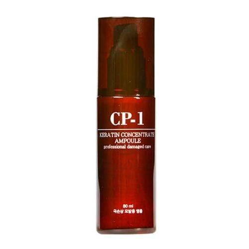 Купить Восстанавливающая эссенция для волос Esthetic House, CP-1 Keratin Concentrate Ampoule 80ml, Южная Корея