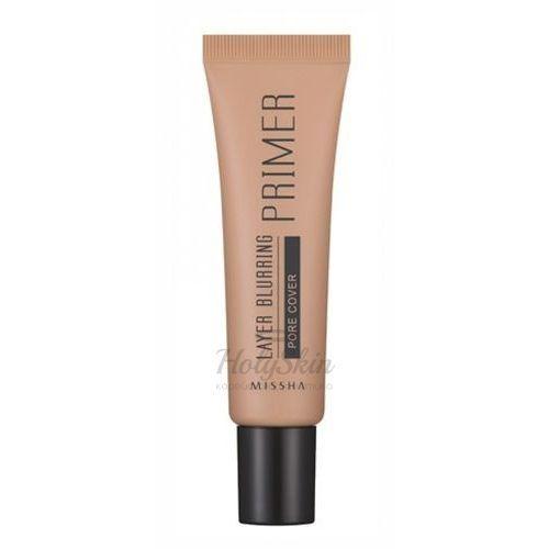 Купить Праймер для маскировки пор Missha, Layer Blurring Pore Cover Primer, Южная Корея