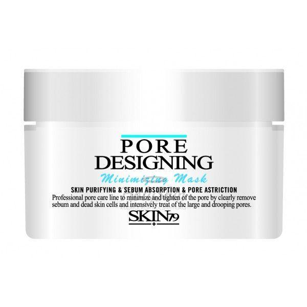 Купить Маска для сужения пор Skin79, Pore Designing Minimizing Mask, Южная Корея