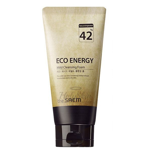 Eco Energy For Men Mild Cleansing Foam The Saem купить