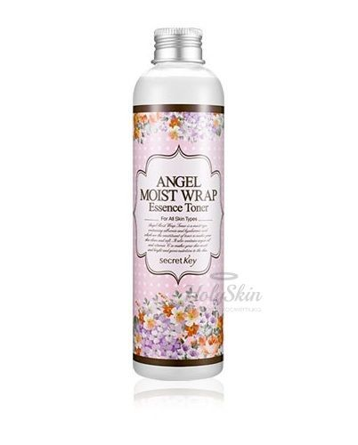 Angel Moist Wrap Essence Toner Jasmine купить