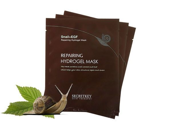Snail + EGF Repairing Hydrogel Mask Secret Key купить