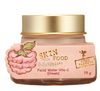 Facial Water Vita-C Cream SKINFOOD отзывы
